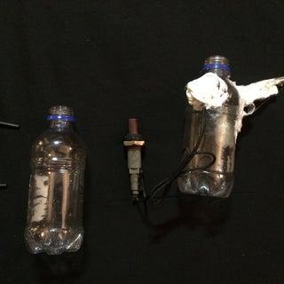 Simple Hydrogen Generator AND Water Generator.