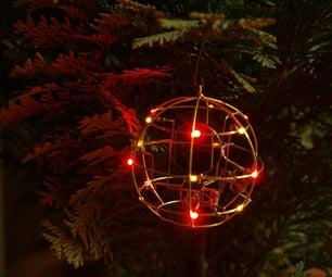 Glowing Ornament