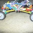 k,nex custom rock crawler