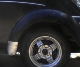 """""""FAUX MAG WHEELS"""" - Lookin' Good (without robbing a bank)"""