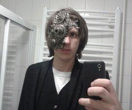 Steampunk Phantom of the Opera Mask