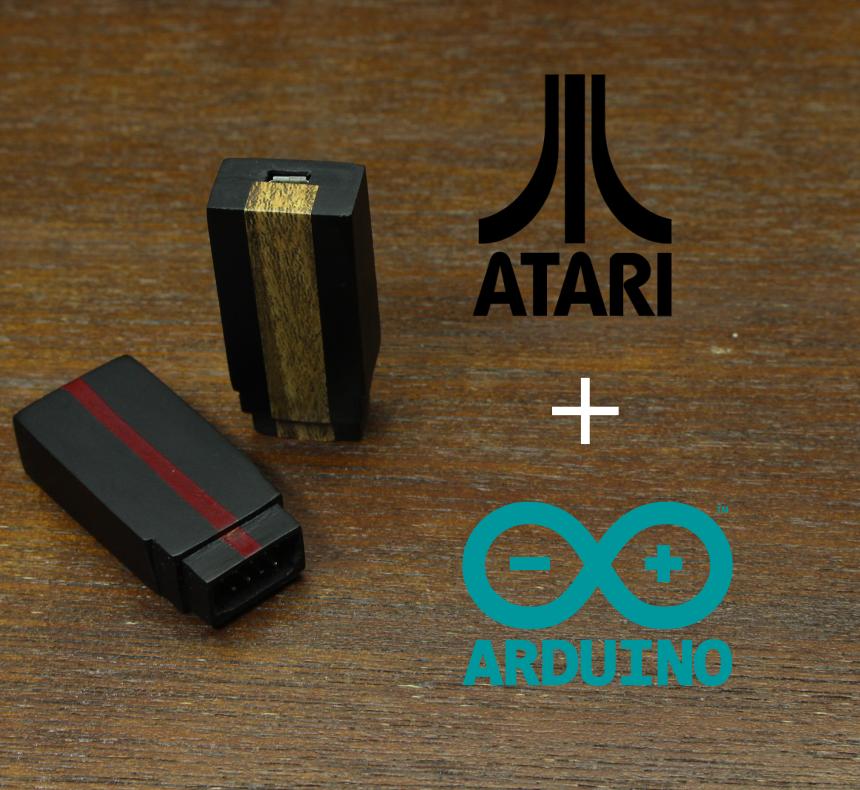 Picture of Arduino Atari Adaptor