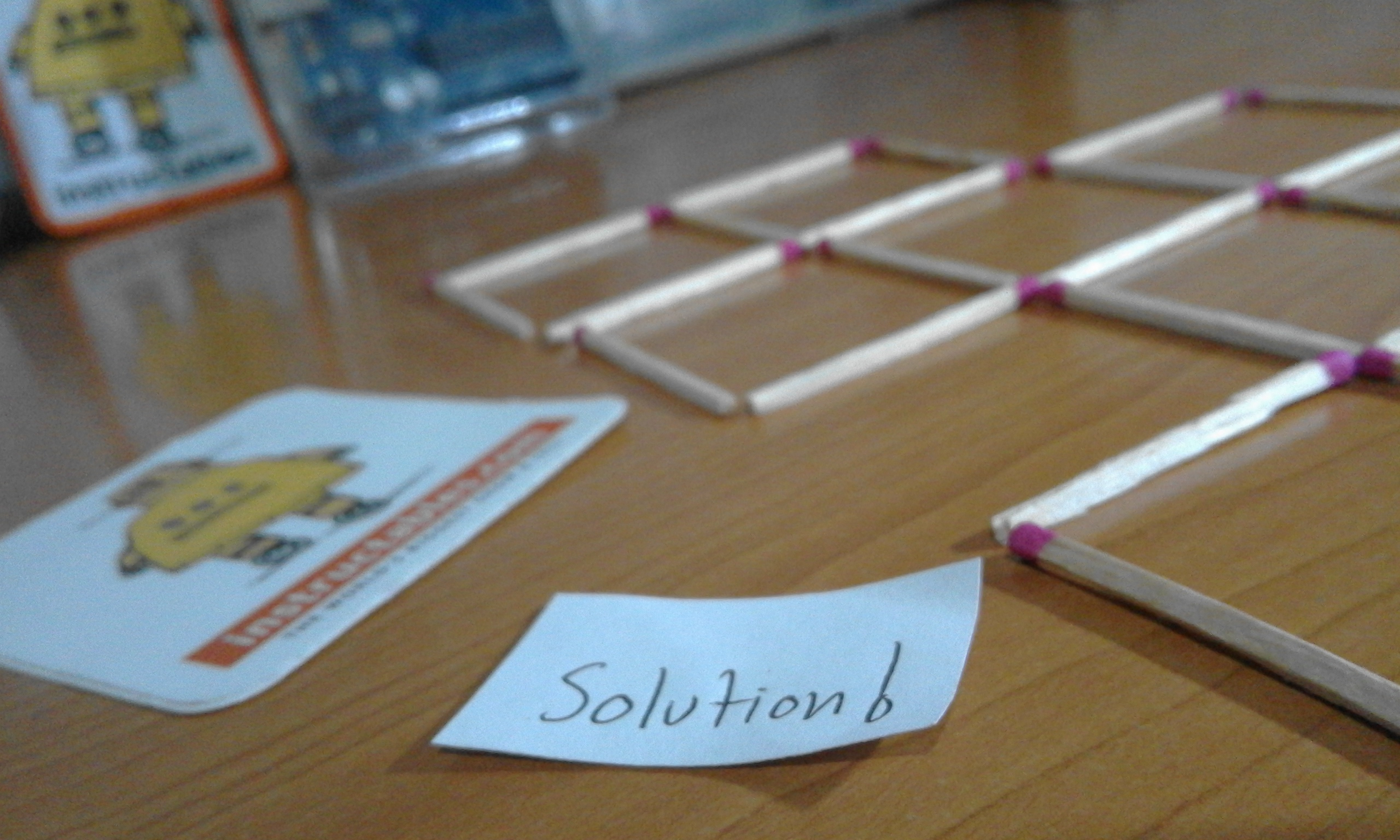 Picture of Solutions!