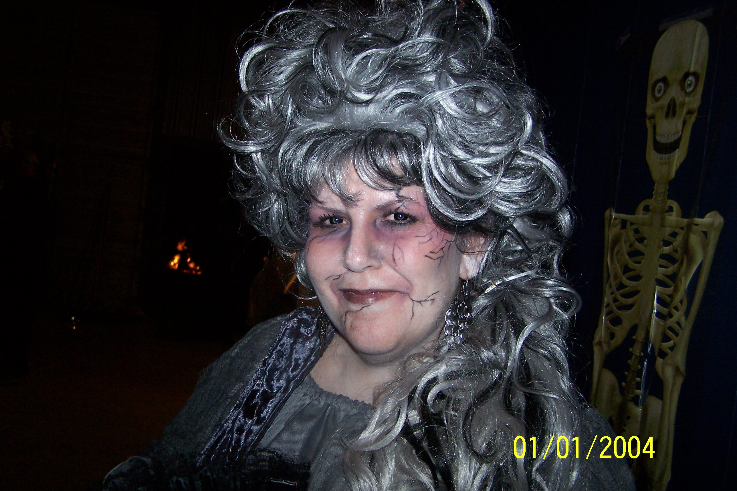 Picture of Creepy Ghostly Costume