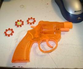 DIY airsoft cap-gun
