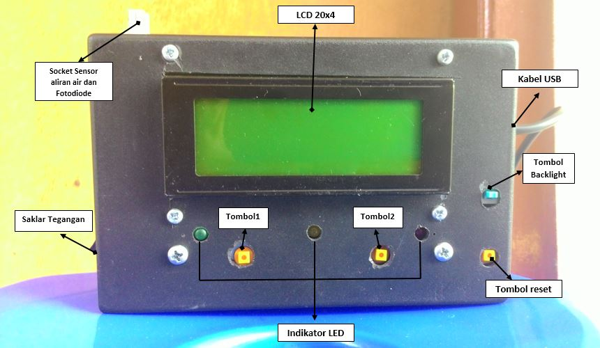 Picture of Monitoring System of Water Quantity and Quality of Turbidity