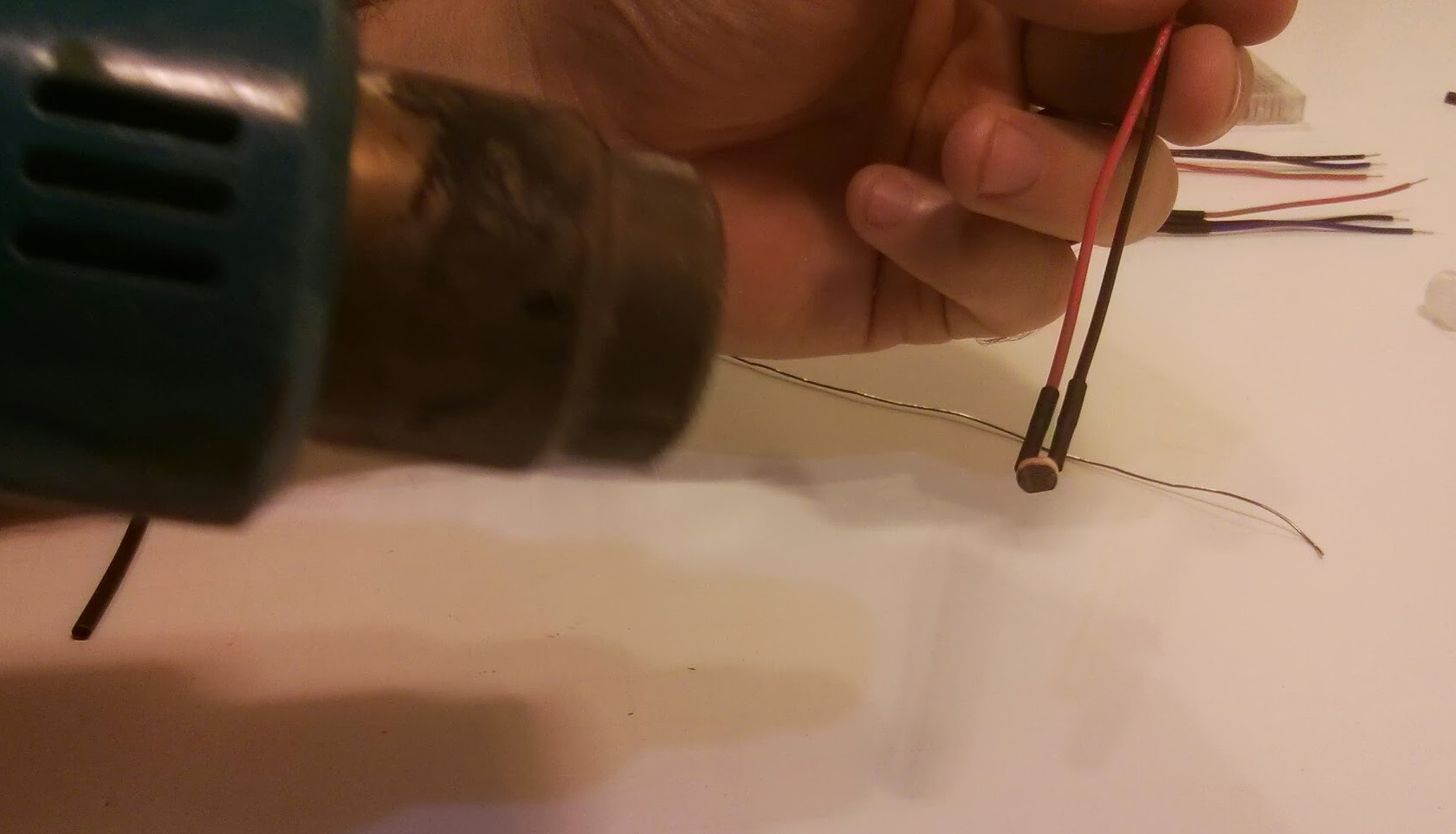 Picture of Solder Photocell