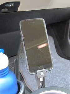 3d Printed BMW I3 Magnetic Phone Mount