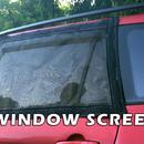 Magnetic Window Screen