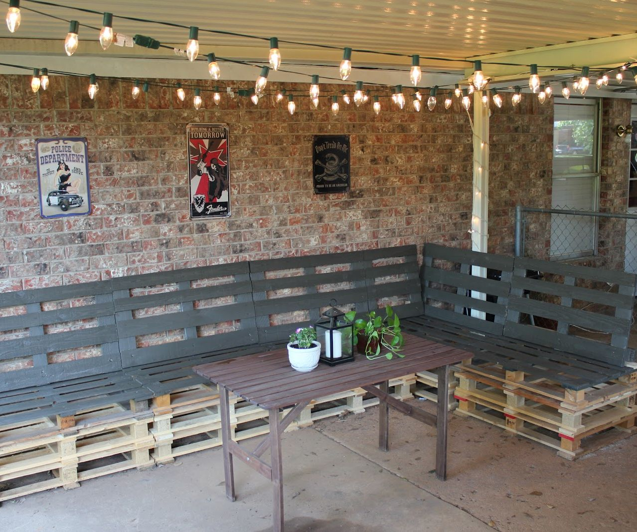 12 Diy Old Pallet Stairs Ideas: DIY Pallet Furniture : 12 Steps (with Pictures
