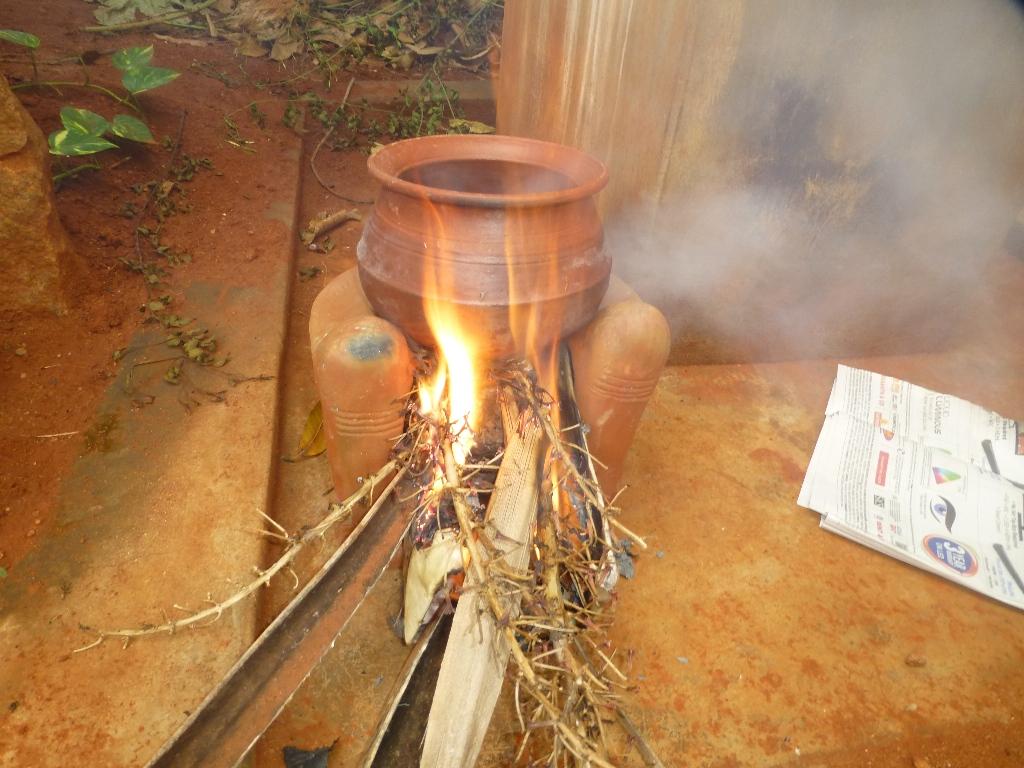 Picture of Prepare the Mud Pot