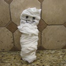 Cool Halloween Mummy Decoration!