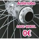 Antirrobo Ruedas Bicicleta - Lock Safe Wheel - 0€