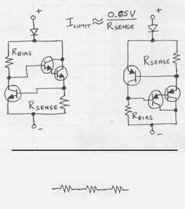 Voltage to Current Converter Subunits