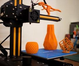 $200 DIY 3D Printer Build