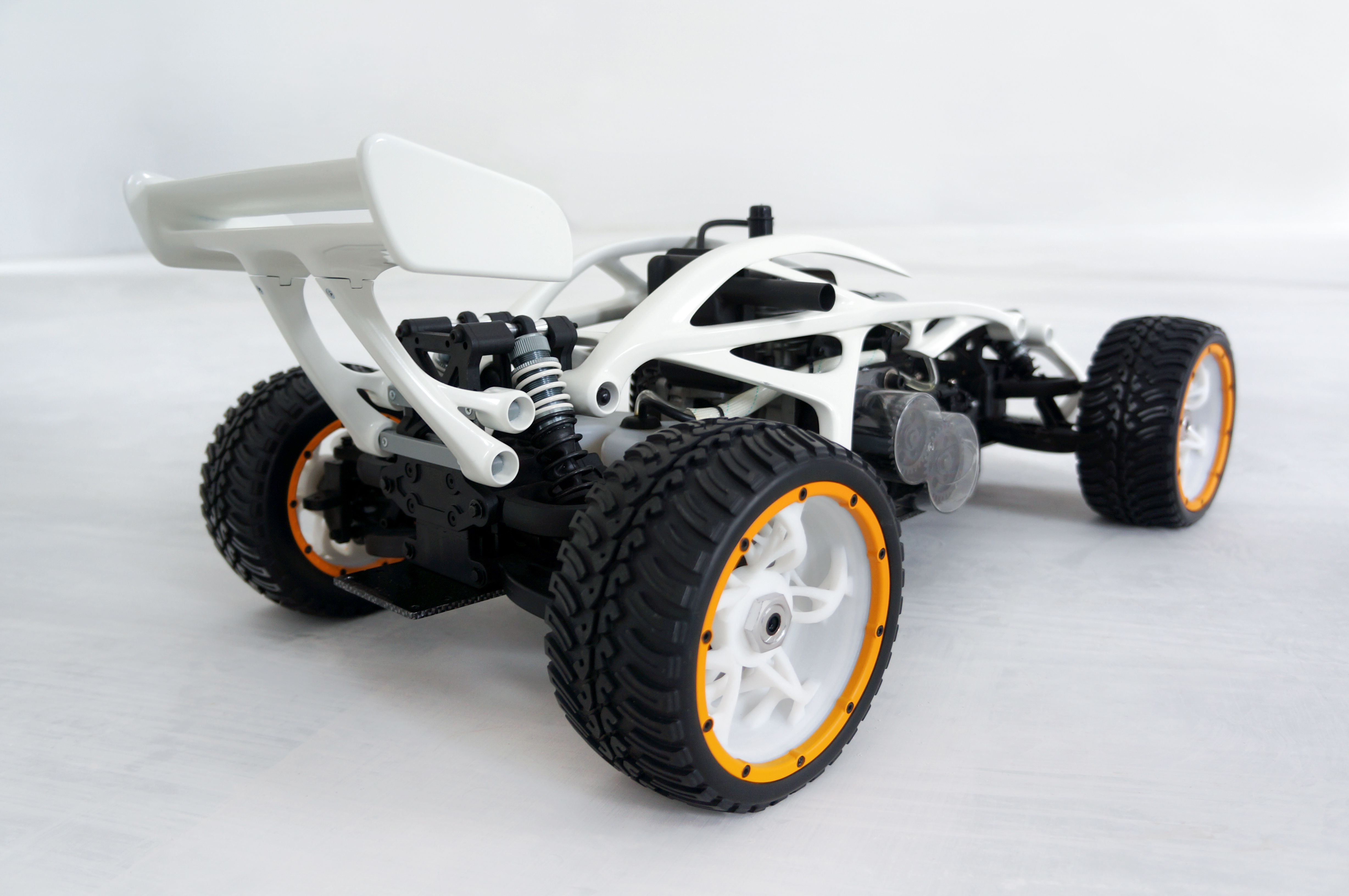Picture of How to Design and 3D Print an RC Racing Buggy
