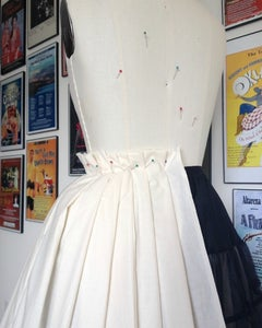 Draping the Skirt