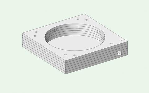 Design / Prepare File for Laser Cutter
