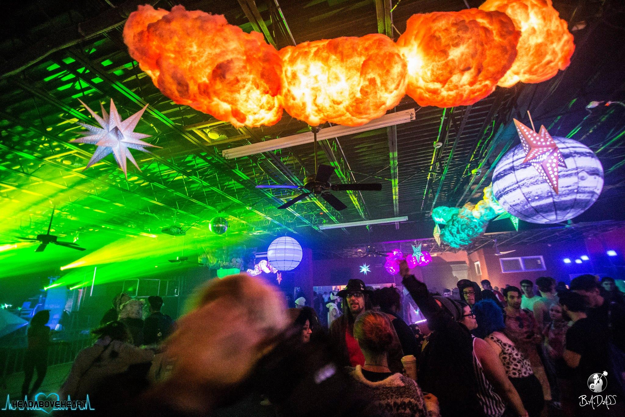Picture of  L.E.D Clouds