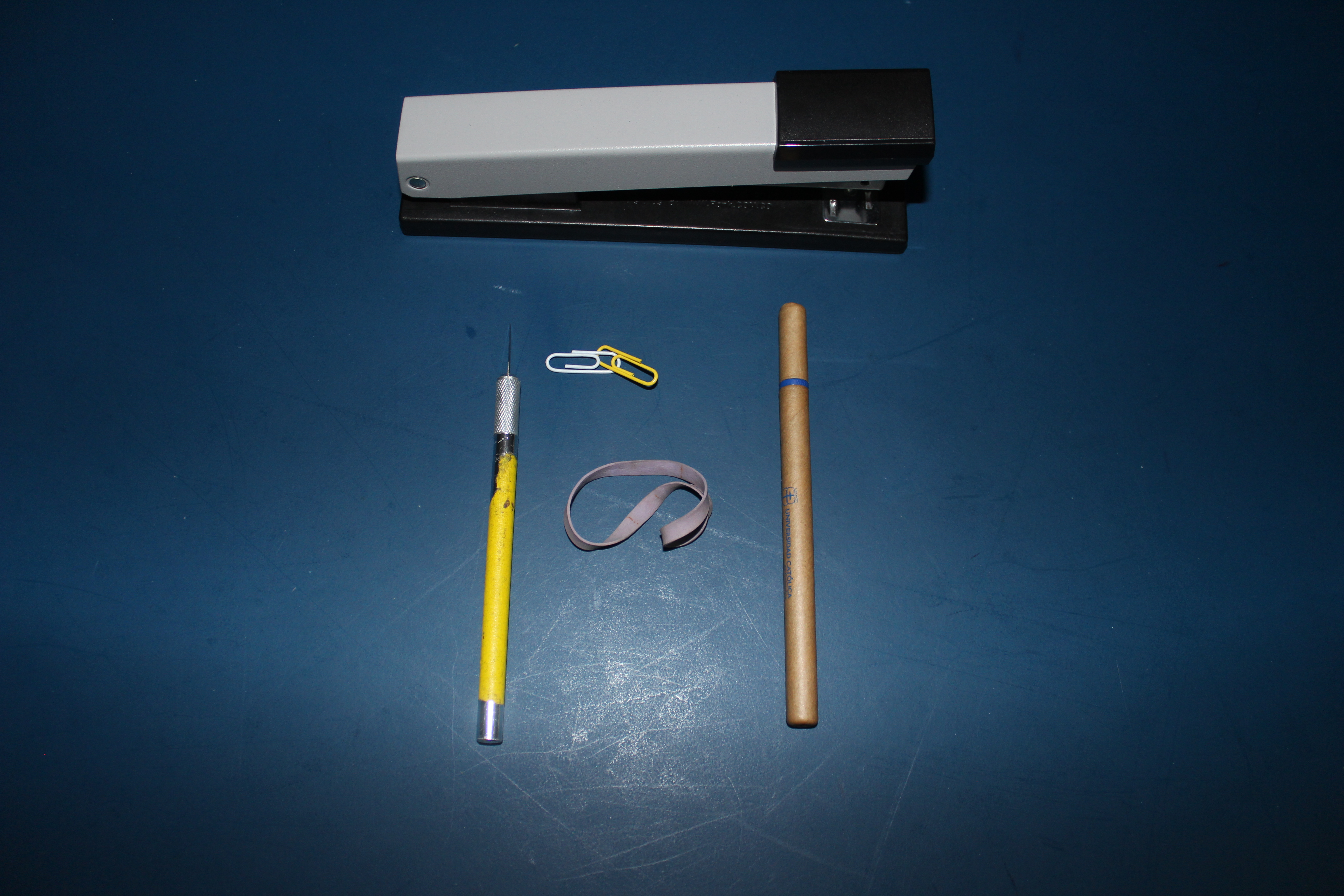 Picture of Materials & Tools