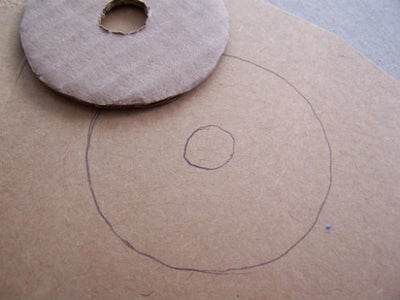 Draw Card Stock Circle