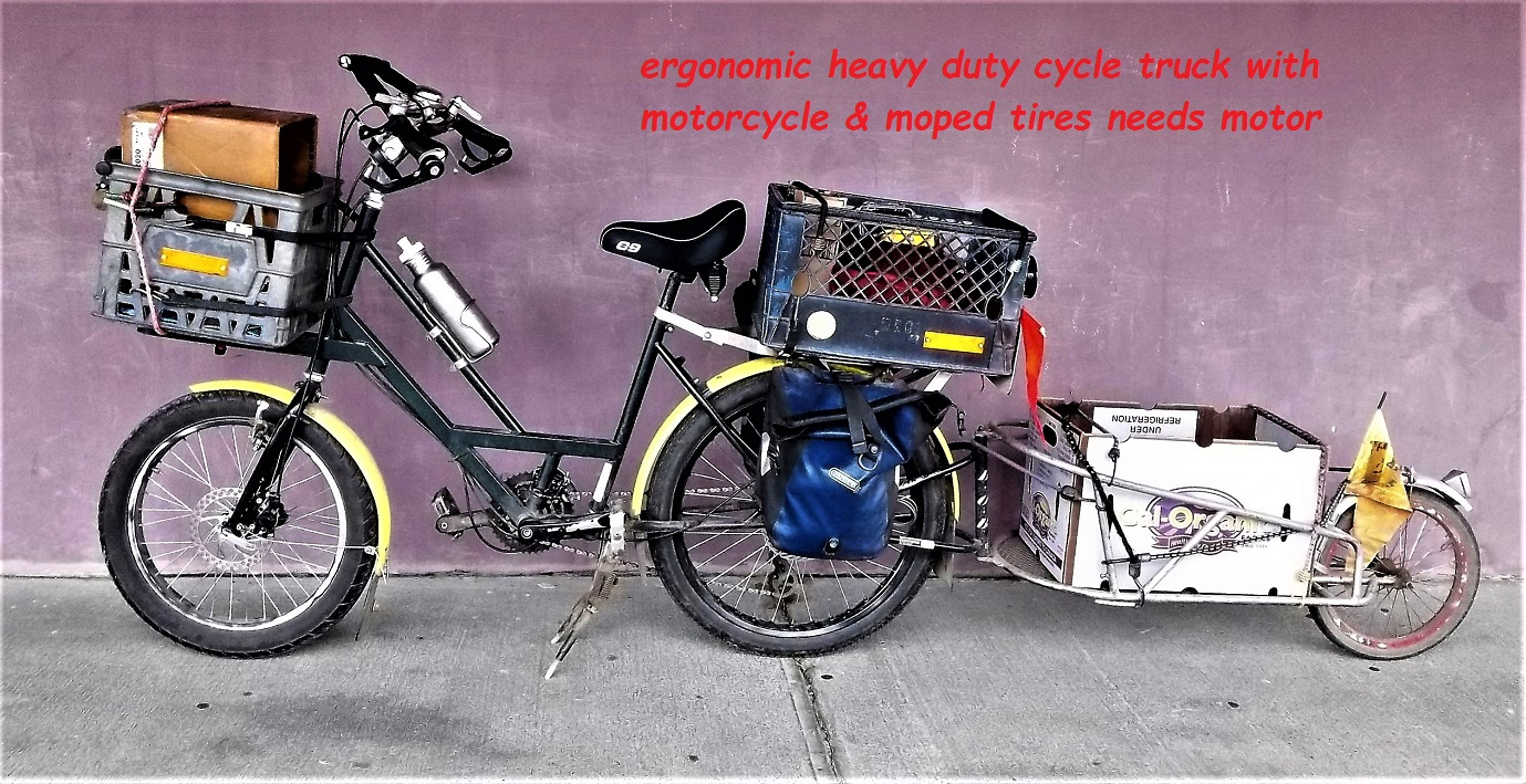 Picture of How to Build an Ergonomic Cycle Truck