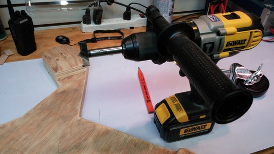 Sand and Drill