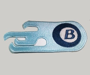 Design and Machine-Embroider Iron-On Patches