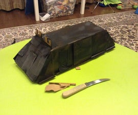 How to Make a Mouse Droid Out of Cardboard