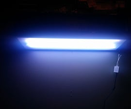 Under Shelf LED Light