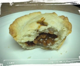Meat-Filled Hand Pies with a Vodka Crust