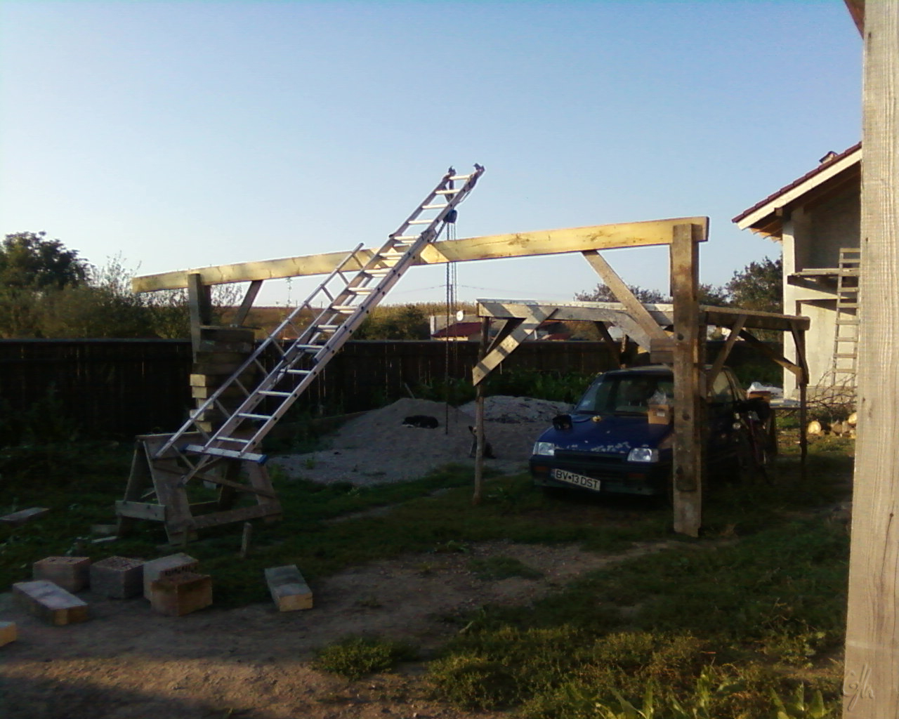 Picture of Lifting Big Frame