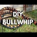 Paracord Bullwhip (Castlevania Vampire Killer)