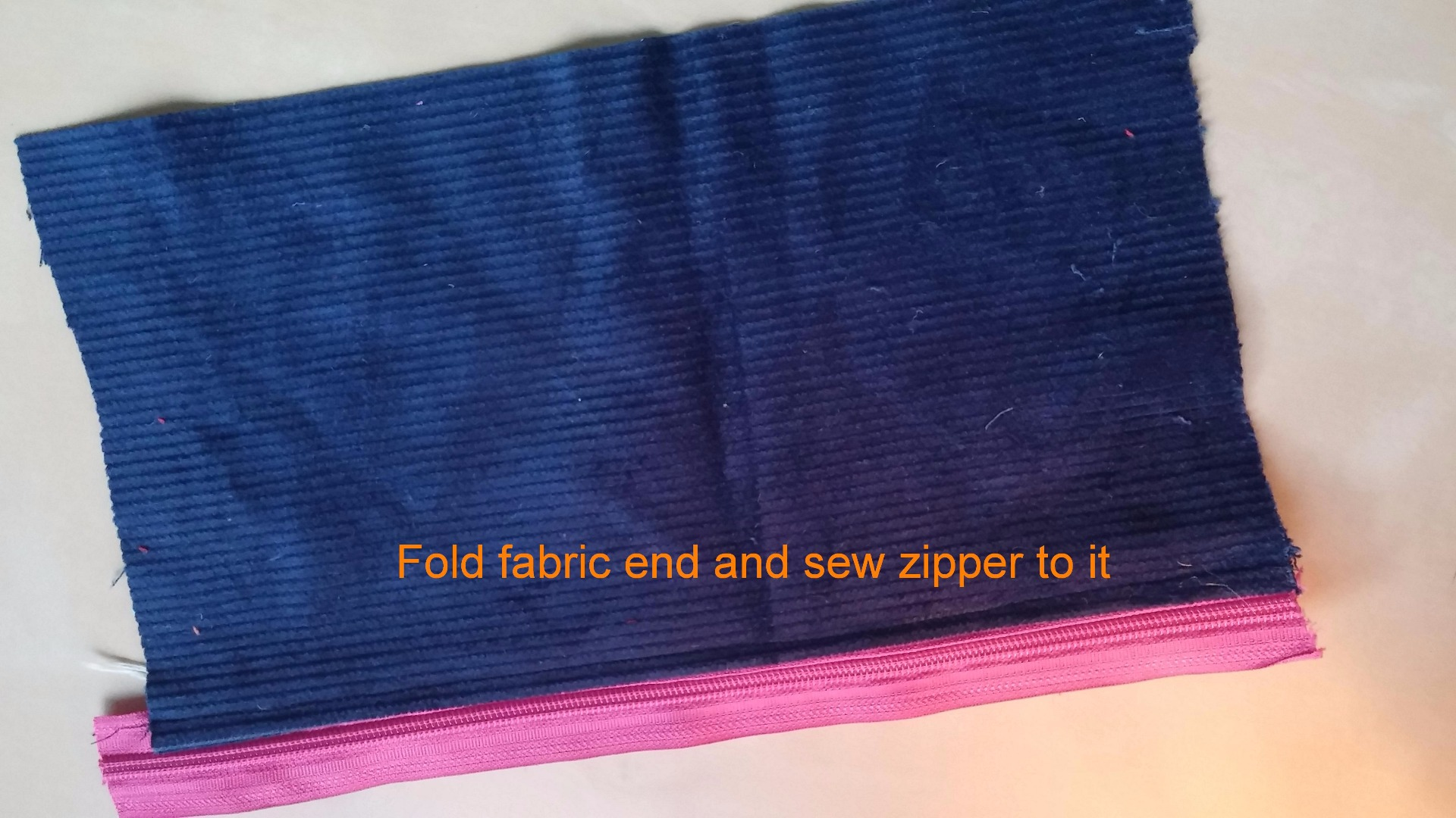 Picture of Sew the Zipper