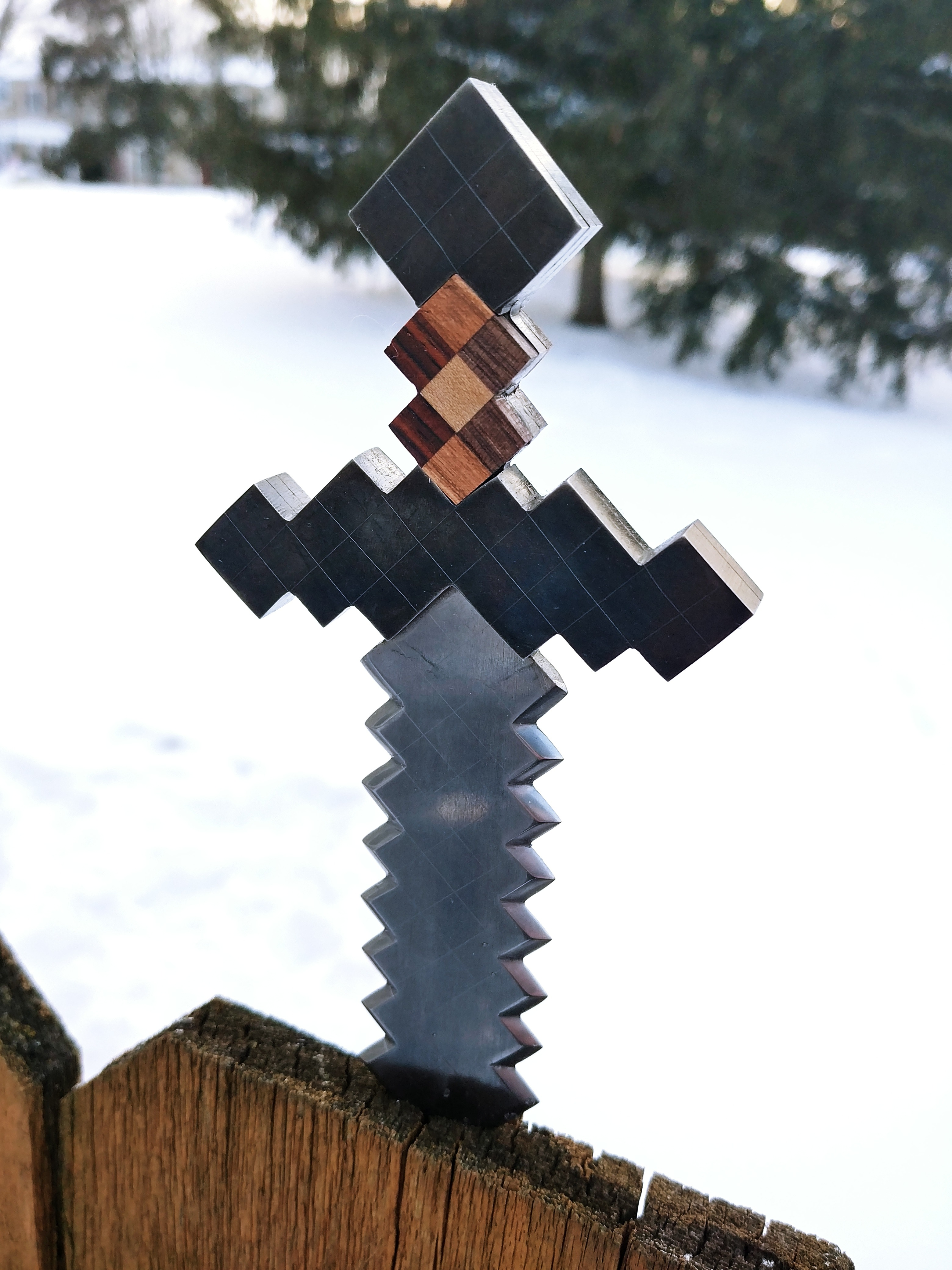Picture of Minecraft Sword Letter Opener