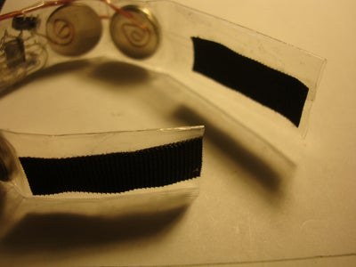 Attach Velcro Buckle (strip of Velcro)...