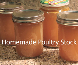All Purpose Poultry Stock