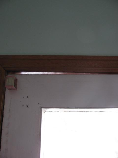 Picture of Door Draft Control