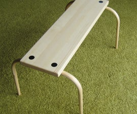 Small Knock Down Table
