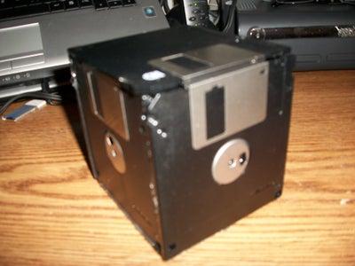 Floppy Disk Bank
