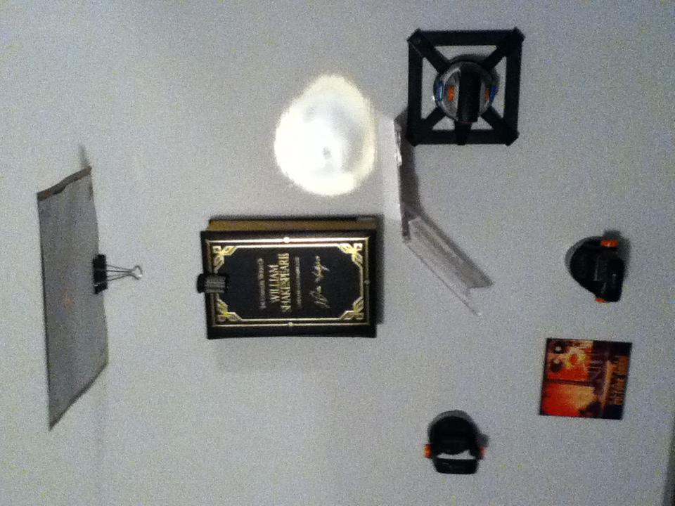 Picture of DIY Laser Interferometer