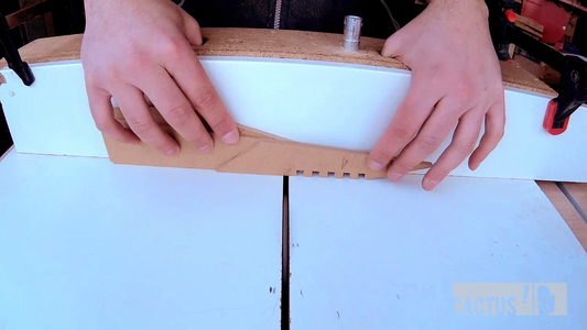 Finger Joint the Wings