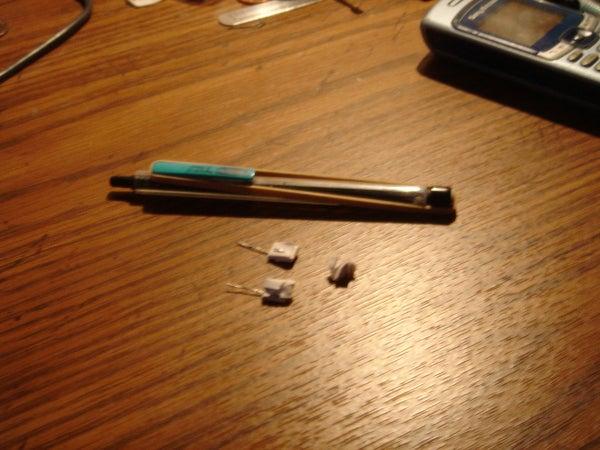 Simple Bic Mechanical Pencil Gun