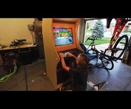 How to Make an Arcade Machine for Cheap