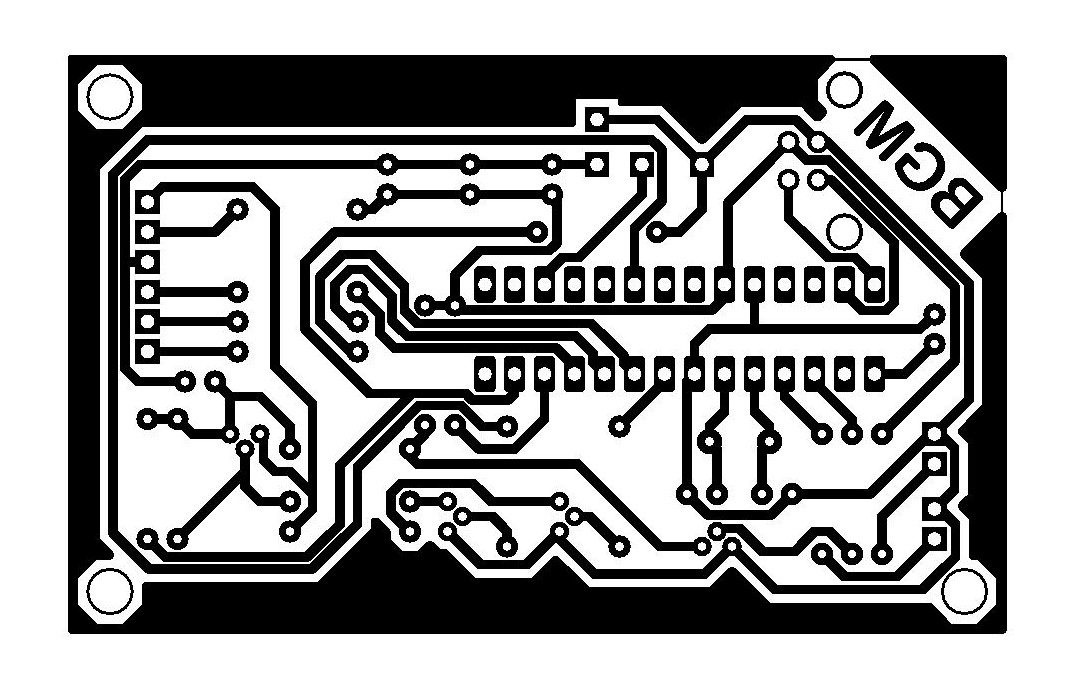 Picture of Schematics and PCB Design