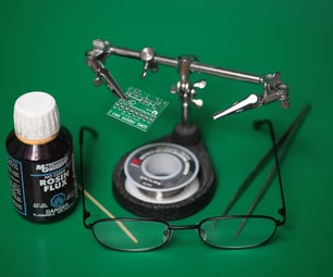Electronics Tips: Surface Mount Soldering by Hand