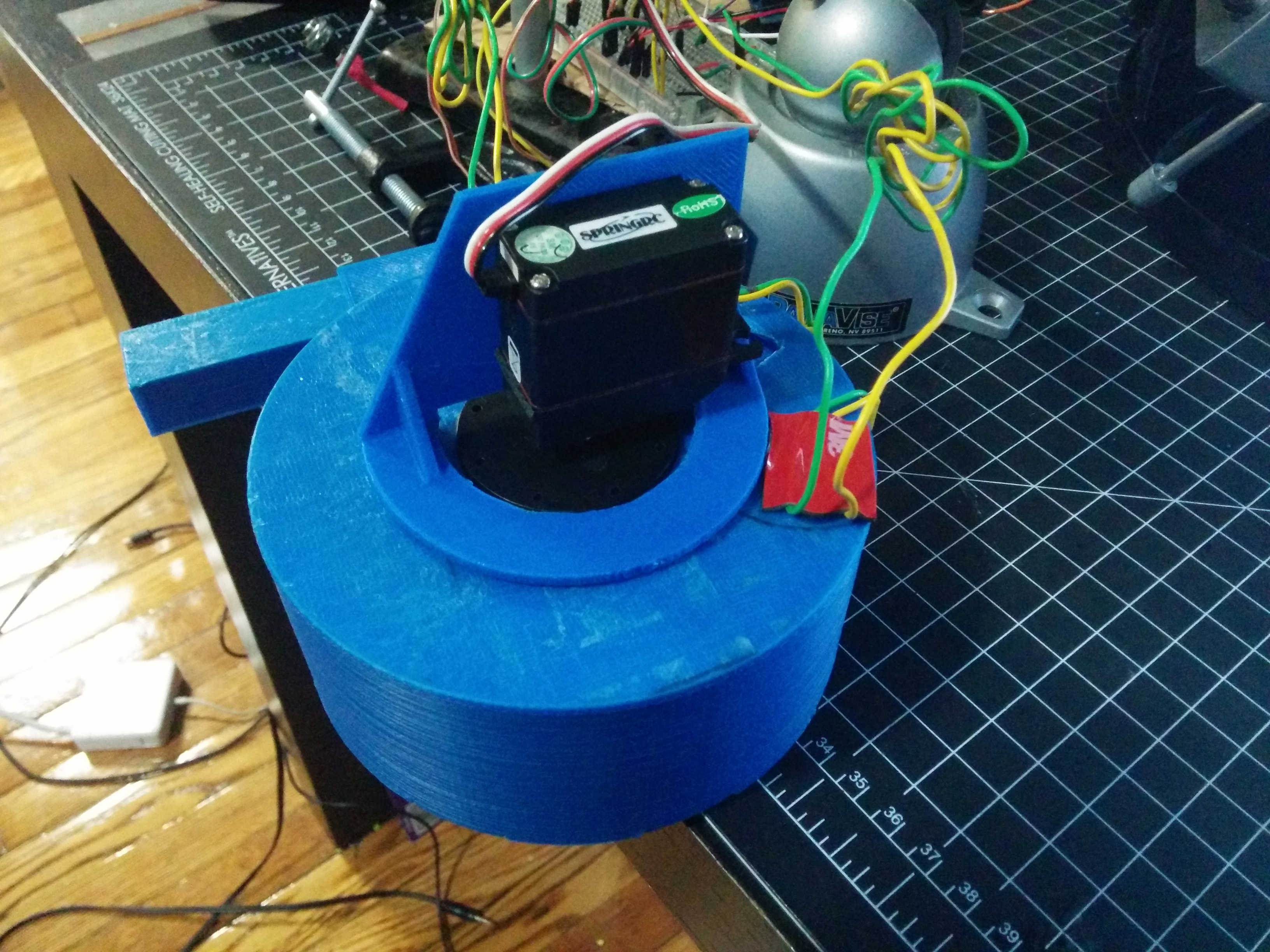 Picture of Print and Assemble the Tea Bag Dispenser