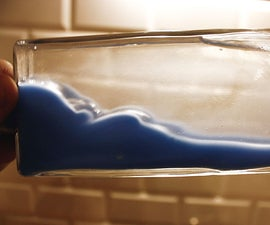 Waves in a Bottle - Relaxing Toy for Kids