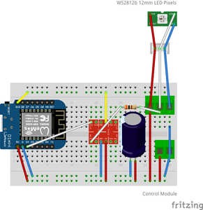 Control Module Build & Assembly