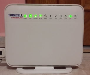 Convert a HG658 Huawei Router to a Repeater